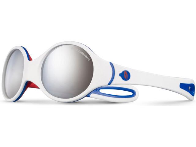 Julbo Loop Spectron 4 Brille Børn 2-4Y blå/hvid | Glasses